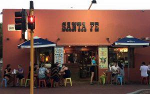 Santa Fe Restaurants Enter A New Age El Farol Santa Fe